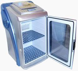 CoolTone - необычный музыкальный холодильник