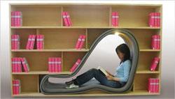 Шкафчик для любителей книг