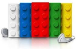 MP3 плеер от Lego - такое снилось только во сне...