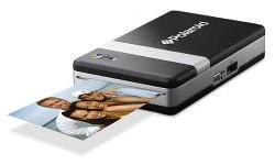 Polaroid представил мобильный фотопринтер