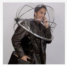 Nubrella - зонтик нового поколения