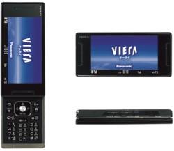 Panasonic Viera - мобильник и ТВ