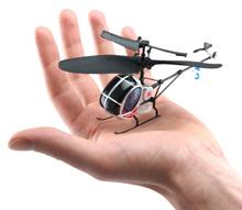 Маленький управляемый вертолет Palmsize Micro Copter