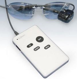 Смотрите видео и ТВ на очках от i-Bean
