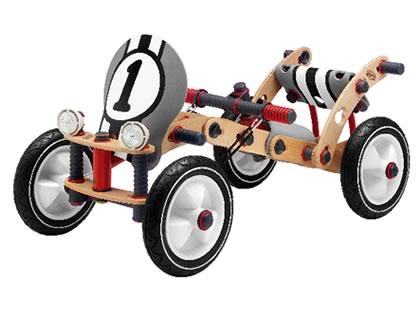 Moov - полезный мини-автомобиль для детей 4 в 1