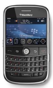 Новый Blackberry 9000 Bold
