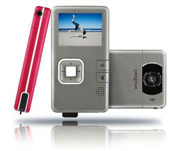 Vado Pocket Video Cam - карманная видеокамера от Creative
