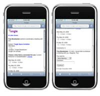 Планировщик встреч Tungle теперь доступен для владельцев iPhone