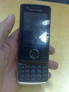 Первые фото Sony Ericsson P5