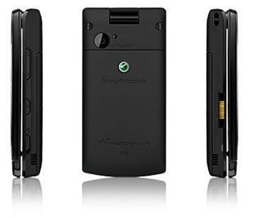 Sony Ericsson W980i Walkman Phone