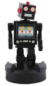 Танцующий USB робот