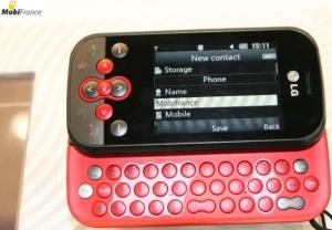 LG KS360 - простота со вкусом