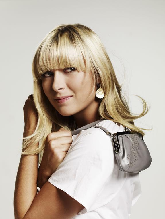 Sony Ericsson запускает дизайнерский ряд Марии Шараповой