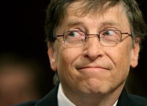 Гейтс слезно прощается с Microsoft