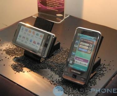 Samsung Omnia – первый смартфон на базе Windows Mobile, имеющий сертификат DivX