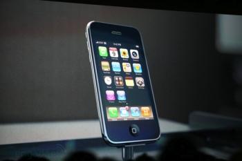 На WWDC 2008 Стив Джобс представил iPhone 3G