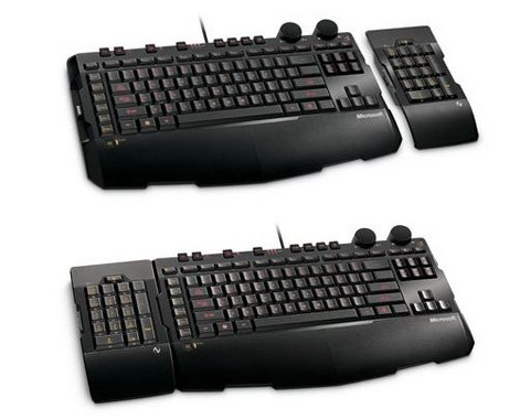 Анонс новой клавиатуры от Microsoft