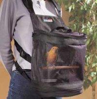 PetPocket - сумка-клетка для любимой птички