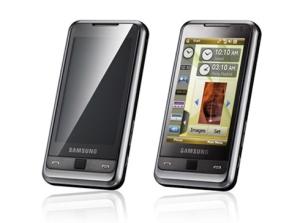 Samsung Omnia i900 – удобство превыше всего