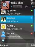 Nokia Chat бета уже доступен для смартфонов с платформой S60 3 поколения