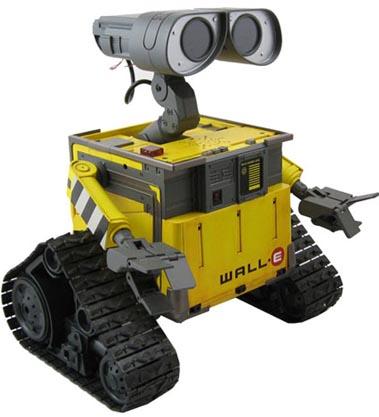 Ultimate WALL-E - робот-герой мультфильма