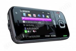 Nokia запускает N85