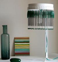Лампа и держатель ручек для гиков