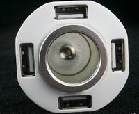 Автомобильное зарядное устройство с USB-портами