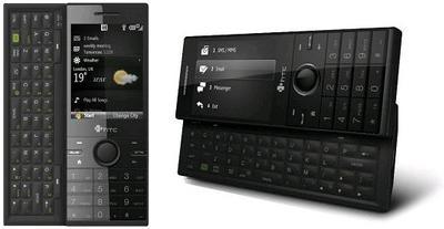 HTC анонсировал S740 - Touch Pro, но на этот раз не сенсорный