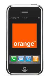 В это Рождество разносить iPhone 3G будет Orange