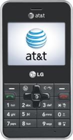 AT&T и LG представляют мобильный телефон, поддерживающий просмотр телевидения