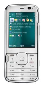 Nokia N79 – мощное слияние технологии и стиля