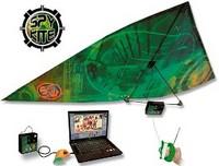 Spy Kite - игрушка для молодых Джеймсов Бондов