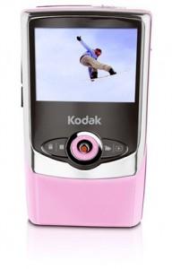 Kodak анонсировала карманную HD-видеокамеру