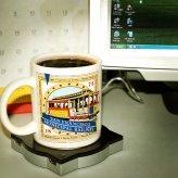 USB-подогреватель для кофе