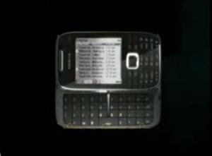 Появилась информация о двух новых QWERTY смартфонах: Nokia E72 и Nokia E75
