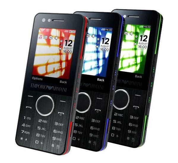Samsung и Armani объединились и создали изящный Armani Night Effect