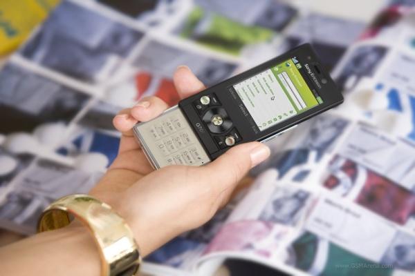 Sony Ericsson G705 – слайдер с GPS, Wi-Fi и совместимостью с YouTube