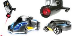 Игрушечный автомобиль на инфракрасном управлении