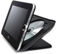 LG DP889 - цифровая фоторамка со встроенным DVD-плеером