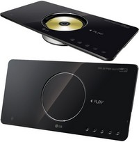 LG DVS450H - стильный DVD-плеер