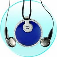 Портативный MP3-плеер в виде кулона