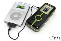 OHM Personal Energy Device - зарядное устройство для велосипедистов