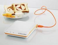 Scan Toaster - принтер для тостов