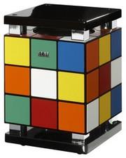 Сабвуфер в виде кубика Рубика