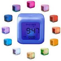 Радужные часы Aurora Color Changing Clock
