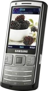 Samsung i7110 – изящный Symbian-смартфон на стероидах