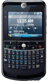 Смартфон Motorola Q 11 имеет Wi-Fi и GPS, но не поддерживает 3G