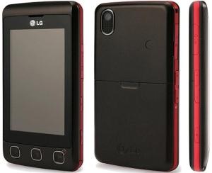 LG KP500 – доступная цена, изысканный дизайн