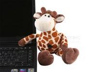 Жираф с веб-камерой